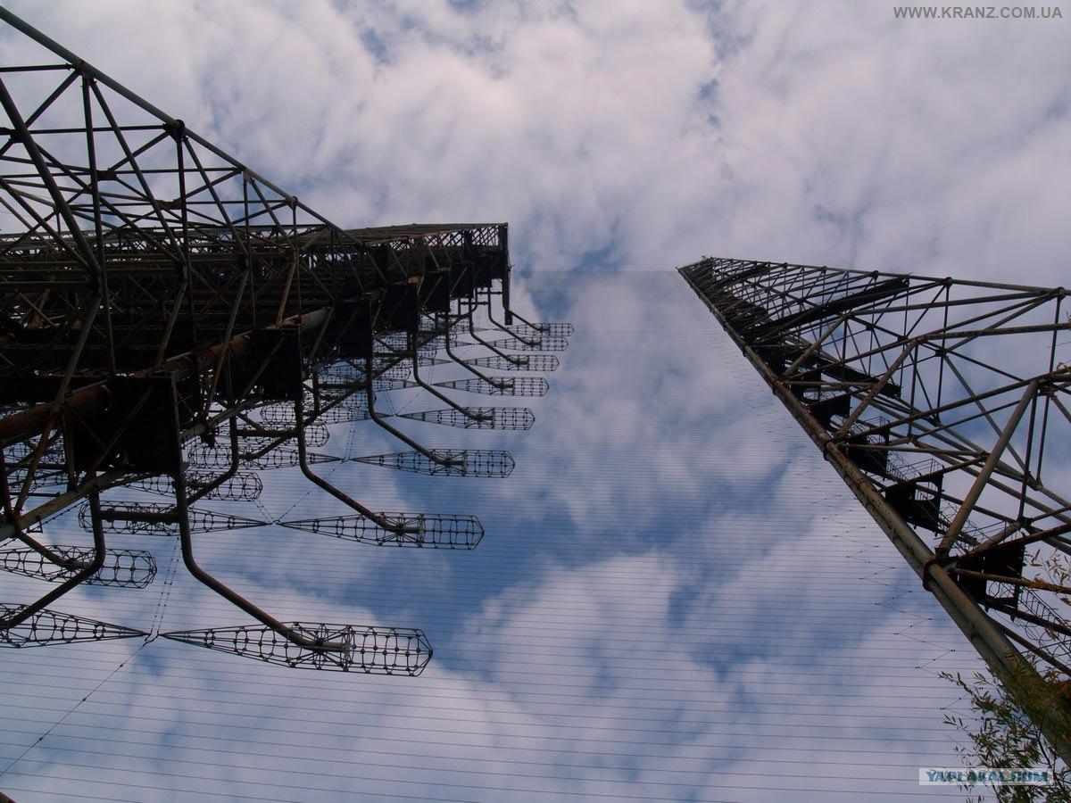 Dipolos del sistema de antenas receptoras