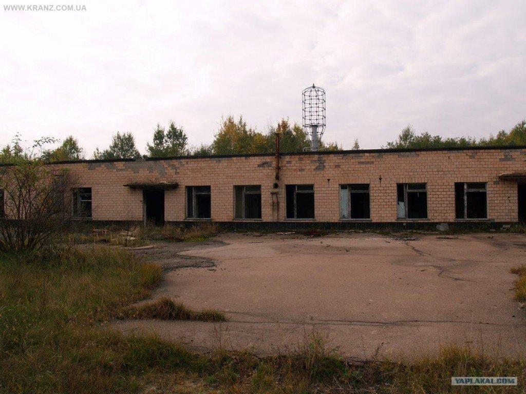 Edificio de la estación de sondeo ionosférico