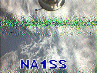 EA1URO HISTORIAL SSTV ISS/hist11