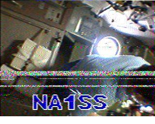 EA1URO HISTORIAL SSTV ISS/hist19