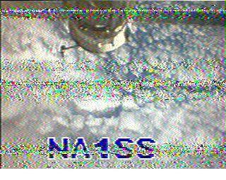 EA1URO HISTORIAL SSTV ISS/hist24