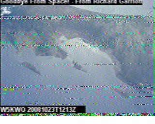 EA1URO HISTORIAL SSTV ISS/hist26