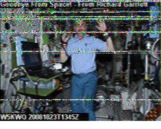 EA1URO HISTORIAL SSTV ISS/hist27