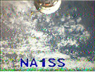 EA1URO HISTORIAL SSTV ISS/hist7