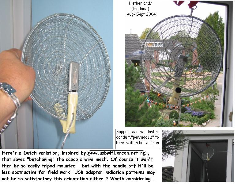 antenas parabólicas wifi caseras