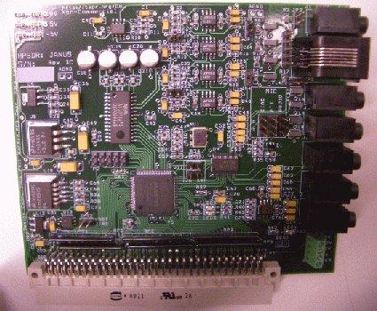 Placa Janus, Prototipo versión alfa 2